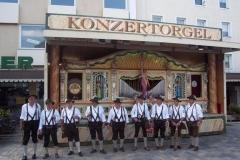 Böllerschützen Gruppe